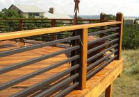 Horizontal Deck Railing Pictures
