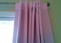 Hot Pink Curtains For Nursery