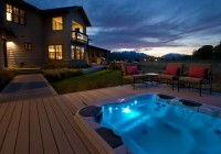 Hot Tub Deck Photos