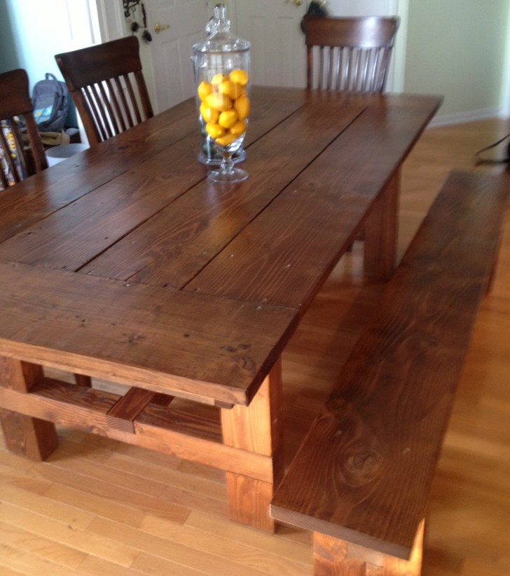 Permalink to How To Build A Bench For Dining Table
