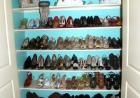 How To Build Shoe Rack For Closet