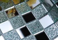 How To Decorate A Mirror With Mosaic Tiles