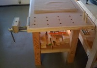 How To Make A Woodworking Bench Vise