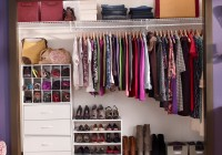 How To Organize A Closet Without Shelves