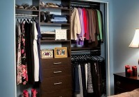 Ideas For Closets Without Doors