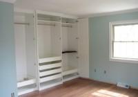 ikea bedroom closet ideas