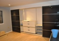 Ikea Closet System Hack