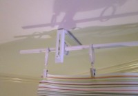 Ikea Curtain Rod Holder