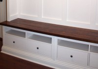 Ikea Hemnes Shoe Bench