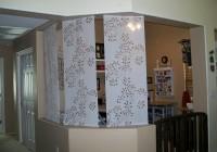 Ikea Panel Curtains Hack