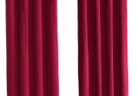 Ikea Sanela Velvet Curtains