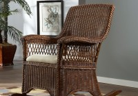 Indoor Wicker Chair Cushions