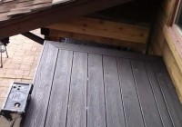 Installing Composite Decking With Hidden Fasteners