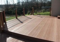 Installing Trex Decking In Cold Weather