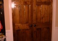interior double closet doors