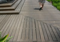 Ipe Wood Decking Problems