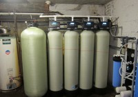 Iron Curtain Water Filter Cost