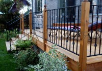 Iron Railings For Decks