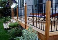 Iron Railings For Decks