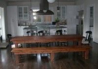 Island Bench Dining Table