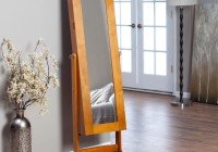 Jewelry Armoire With Full Length Mirror