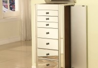 jewelry box mirror armoire