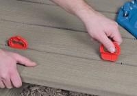 Jigs For Installing Deck Boards