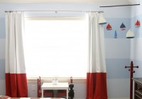 kids curtains boys room