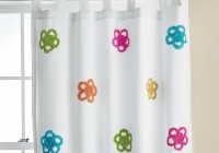 Kids Room Window Curtains