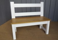 Kitchen Benches With Backs