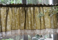 Kitchen Cafe Curtains Valance
