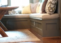 Kitchen Nook Bench Seating