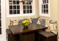 Kitchen Nook Bench Seating Plans