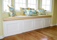 kitchen window seat cushions