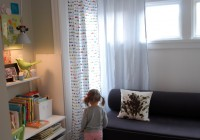 Kvartal Curtain Hanging System Ceiling