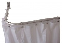 L Shaped Shower Curtain Rod Amazon