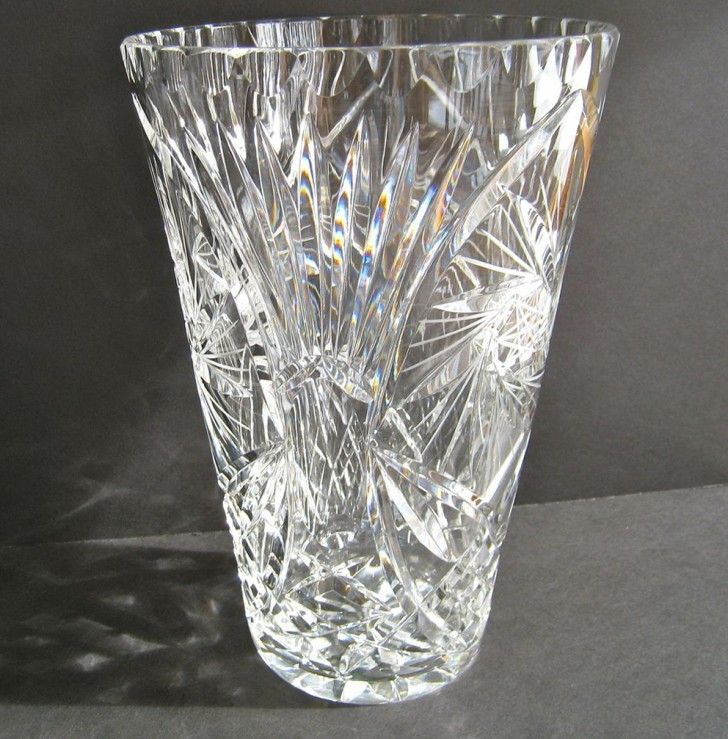 Permalink to Large Clear Glass Vase