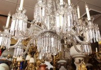 Large Crystal Chandeliers For Sale
