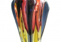Large Murano Glass Vase