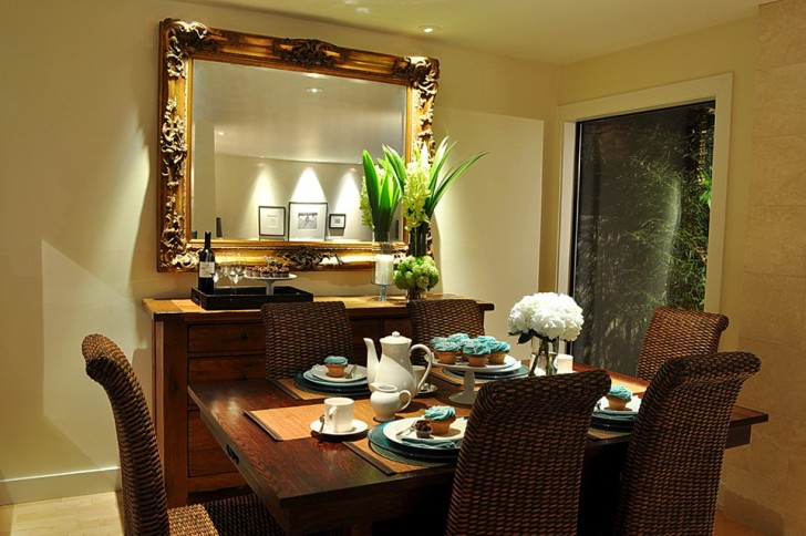 Permalink to Large Wall Mirrors For Dining Room