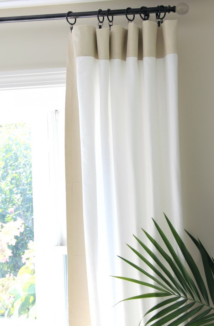 Permalink to Large Wooden Curtain Rods