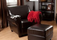 Leather Chair With Ottoman Costco