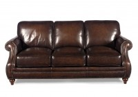 Leather Couch Cushions Attached