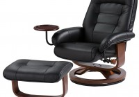 Leather Recliner With Ottoman Canada
