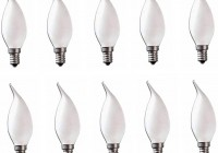 Led Chandelier Bulbs 40w