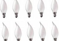Led Chandelier Bulbs 40w