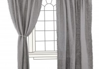 Light Grey Curtain Panels