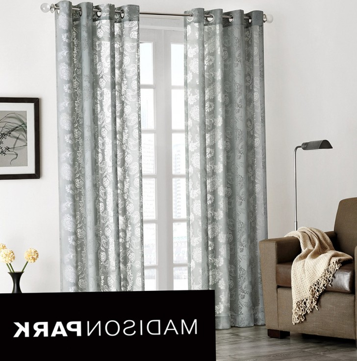 Permalink to Light Grey Sheer Curtains
