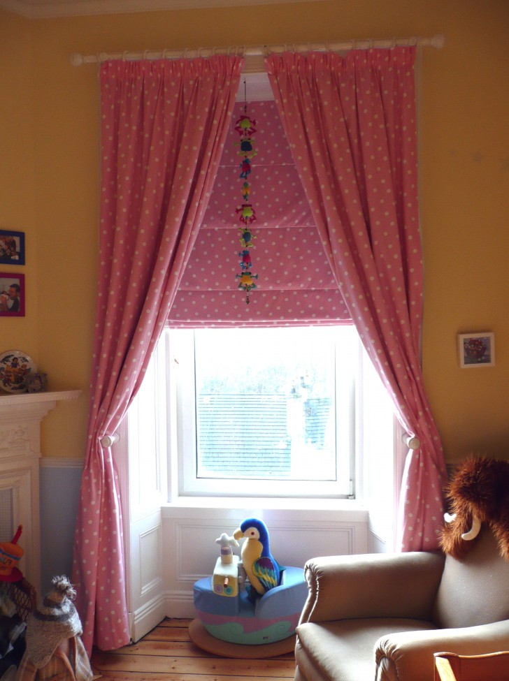 Permalink to Light Pink Curtains For Nursery
