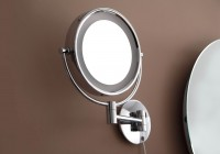 Lighted Magnifying Mirror 30x